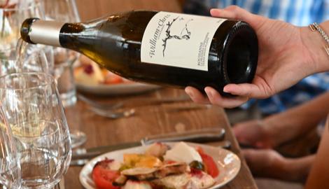 Food + Wine Tasting Reservations